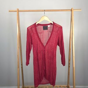 Anthropologie Guinevere • Trifecta Cardigan Large